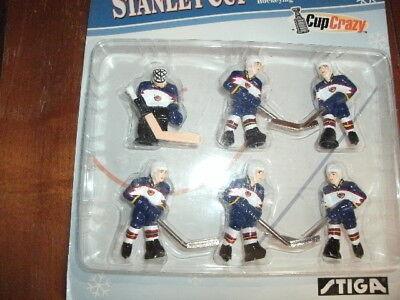STIGA Atlanta Thrashers Table Rod Hockey Players