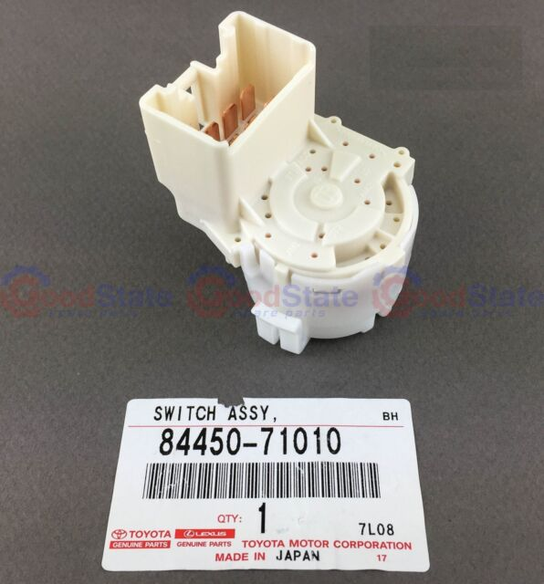 Genuine TOYOTA Yaris NCP91 NCP90 NCP93 2NZFE Ignition Starter Switch
