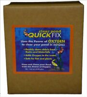 Clear Pond Quick Fix - 10-pound Pail , New, Free Shipping on sale