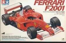 Ferrari F2001 M.Schumacher W.Champion 2001 KIT DI MONTAGGIO 1/20  20052 Tamiya