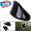 thumbnail 1 - Auto Car Roof Radio AM/FM Signal Shark Fin Style Aerial Antenna Cover Decor DIY