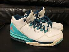 Nike Jordan Flight Origin 2 Air Infrared Teal Mens Basketball Shoes 705155 127 9