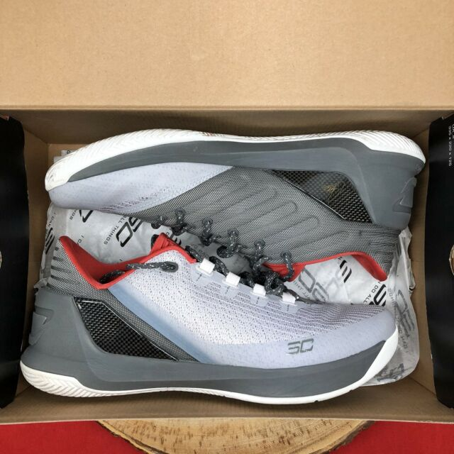 1d9ace7f5d20 Under Armour UA Curry 3 Low Mens Basketball Shoes 1286376 289 Size 11