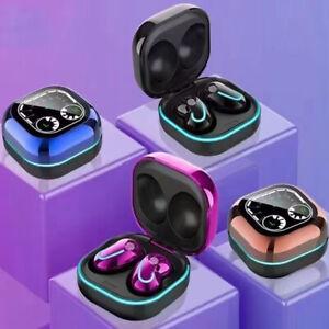 Wireless Bluetooth Earphones EarBuds Headphones Headset iPhone Samsung Android