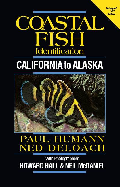 Coastal Fish Identification 2nd Edition California to Alaska Photos Book Illustr