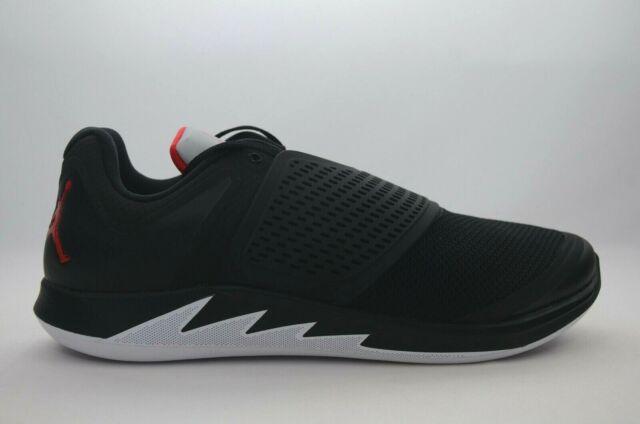 b1e52fc7e3b Nike Jordan Grind 2 Black/Red Men's Basketball Size 9-13 New in Box
