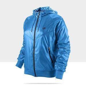 f0c9f555 Image is loading Nike-Windrunner-Women-039-s-Running-Hooded-Jacket-