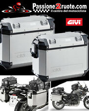 Kit Side Bags Trekker Outback 37lt obk37b + PL5103CAM Bmw F800 F 800 gs f800gs