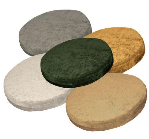 5 couleurs Taie D/'oreiller Taille personnalisée style velours 3d forme ronde épais coussin couverture