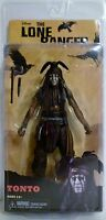NECA The Lone Ranger 7 Inch Action Figures - Tonto Toys