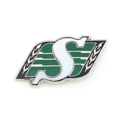 Saskatchewan Roughriders CFL Logo Lapel Pin