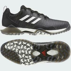 adidas-CodeChaos-Golf-Shoes-Black-White-Dark-Grey-UK-7-5