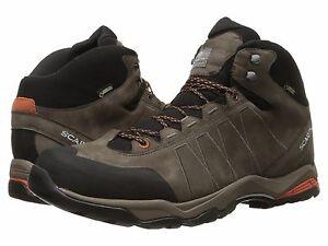 Prop/ét Womens Propet Piccolo Hiking Boot Gunsmoke//Orange 8 2E US WBA012MGUOX-08