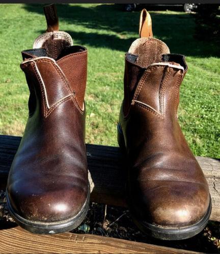 Blundstone Men's Chelsea Boots 9 D Brown