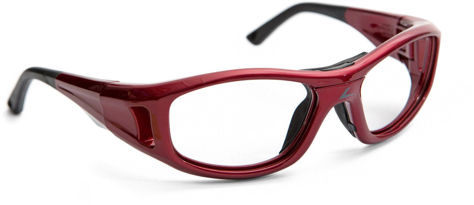 Verglasbare Sport gafas para niños niños niños Leader c2 unisex de plástico rojo gafas de sol  opciones a bajo precio