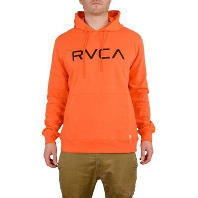 RVCA Mens Big Rcy Pullover Hooded Sweatshirt