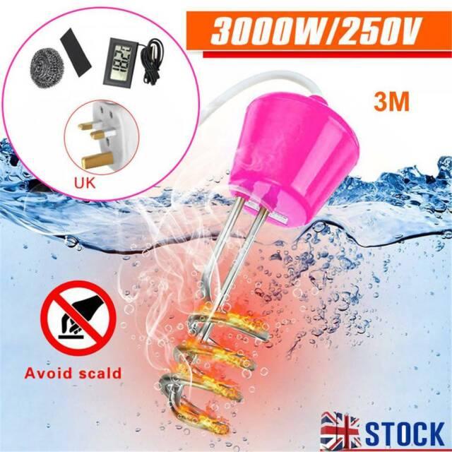 3000w Floating Speed Hot Water Heater