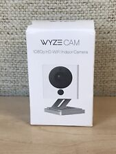 Wyze Cam 1080p HD Indoor Smart Home Camera With Night Vision 2-way Audio Works