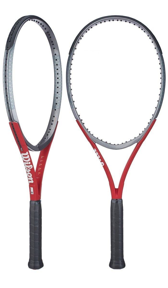 NOUVEAU  2018 Wilson Triad XP5 Raquette de tennis (Grip Größes)