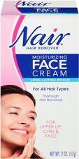 Nair Hair Remover Cream for Face-2 oz, 2 pk