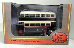 EFE-1-76-Scale-26321-Guy-Arab-II-Utility-Ashford-Under-Lyne-diecast-model-bus