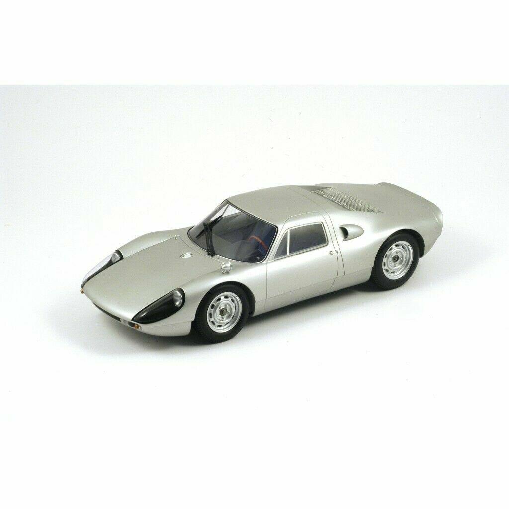 1 12 Spark 12s001-PORSCHE 904 GTS 1964 Argent-Rare