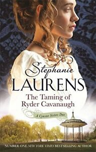 The-Taming-of-Ryder-Cavanaugh-Number-5-in-s-by-Laurens-Stephanie-0749958758