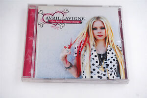 AVRIL-LAVIGNE-THE-BEST-DAMN-THING-BVCP-24110-JAPAN-CD-A3644