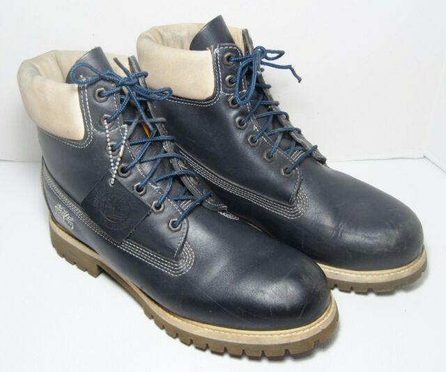 Timberland BOOTS Mens Size 10.5 M Navy