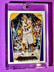 Kobe-Bryant-NBA-HOOPS-FIST-PUMP-LAKERS-BASKETBALL-CARD-GREAT-INVESTMENT-Mint