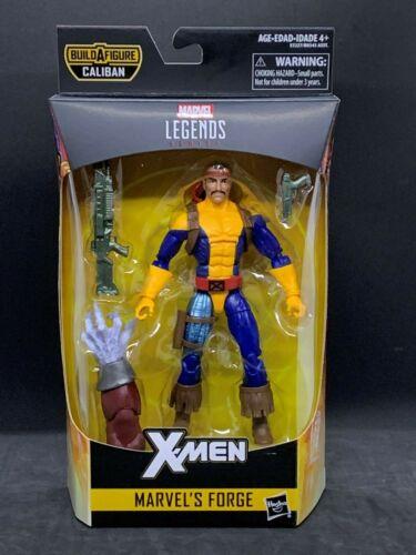 """en Stock Marvel Legends 6/"""" x-men Wave 4-Forge Caliban BAF"""