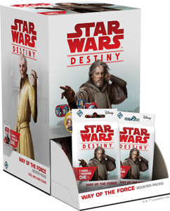 Scoping the Target x2 #100 Uncommon Star Wars Destiny Way of the Force