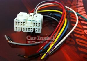 Fits Toyota Oem Stock Premium Factory Radio W Wire Harness. Is Loading Fitstoyotaoemstockpremiumfactoryradiow. Toyota. 1982 Toyota Camry Factory Radio Plug Wiring At Scoala.co