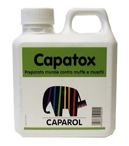 Capatox Disinfettante Antibatterico Per Esterno E Interno Formati Vari Ebay