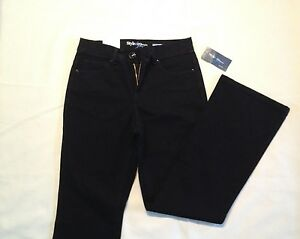 17adaf2e1f4 Style & co Petite Tummy Control Bootcut Jeans 60068 Black Tint 4PS ...