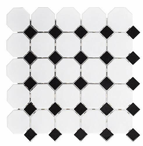Porcelain Mosaic Floor And Wall Tile