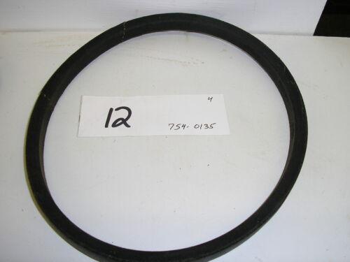 MTD OEM 754-0135  V Belt