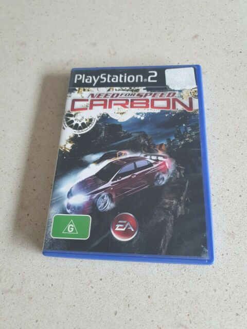 Need for Speed: Carbon Sony PS2