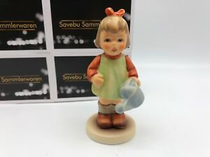 Hummel-Figurine-729-Muss-Noch-Giessen-3-7-8in-1-Choice-Top-Zustand