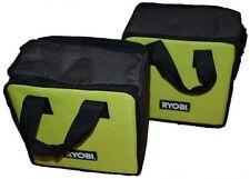 Strumento Ryobi Sacchetti x2/casi; utilizzare per il vostro 18v ONE Strumenti Nuovo