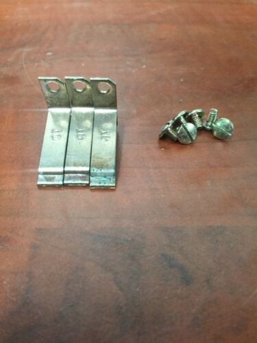 Westinghouse FH47 Overload Heater Element-Lot Of 3