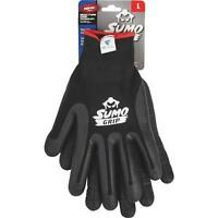 Protective Gear Sumo Grip Men's Large Thermoplastic Rubber Coated Glove