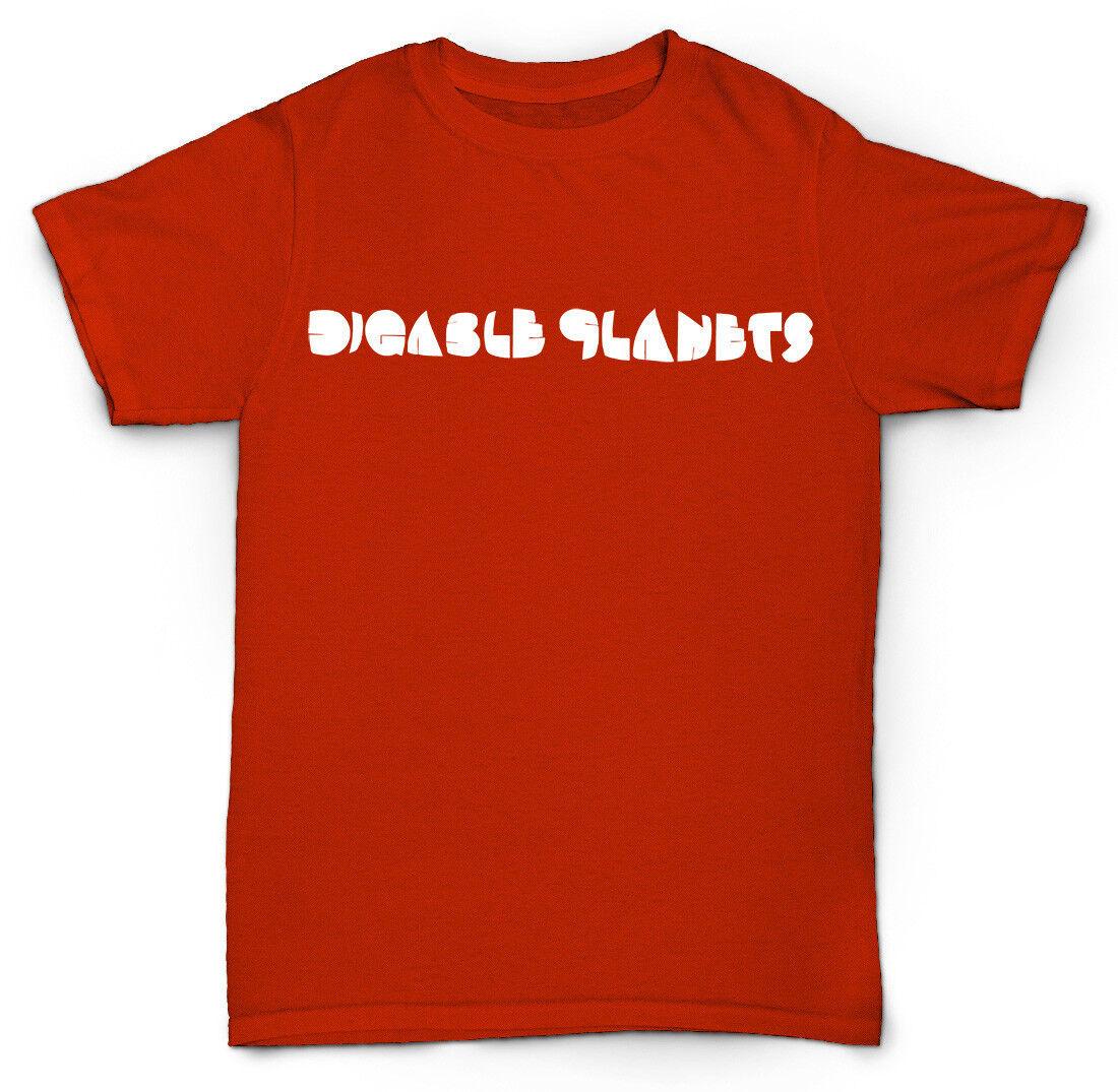 Digable Planets Blowout Comb Promo T-Shirt Classic Hip-Hop