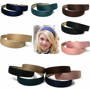 Fashion-Women-Girl-Hairband-Headband-Headwrap-Hair-Band-Plastic-Cloth-Hair-Hoop