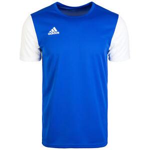 Adidas Performance ESTRO 12 Schwarz Sports Junge Jersey T
