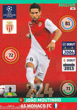 2014/15 Adrenalyn XL Champions League AS MONACO FC Joao Moutinho MASTER No.189
