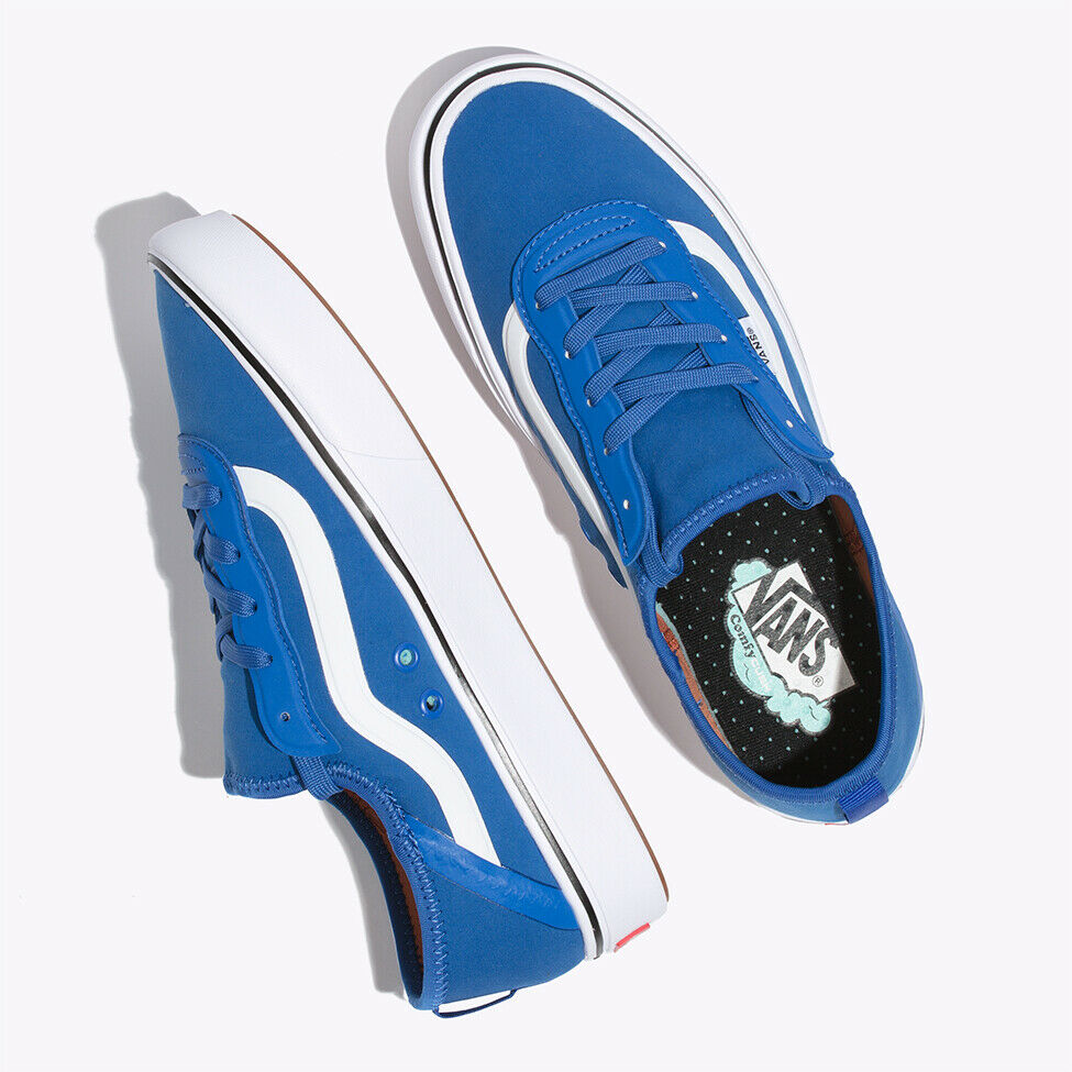 Vans Comfycush Zushi SF Sneakers Original shoes bluee VN0A3WM6VJI US Size 4-13