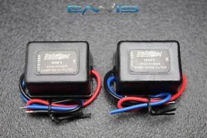 Noise Filter 10 AMPS 12V HUM Filter Noise Engine Suppressor Wire IBNF10 1