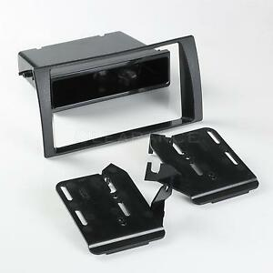 single double din stereo dash kit for 2002 2006 toyota camry metra 99 8231. Black Bedroom Furniture Sets. Home Design Ideas