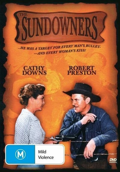 The Sundowners (DVD, 2012)